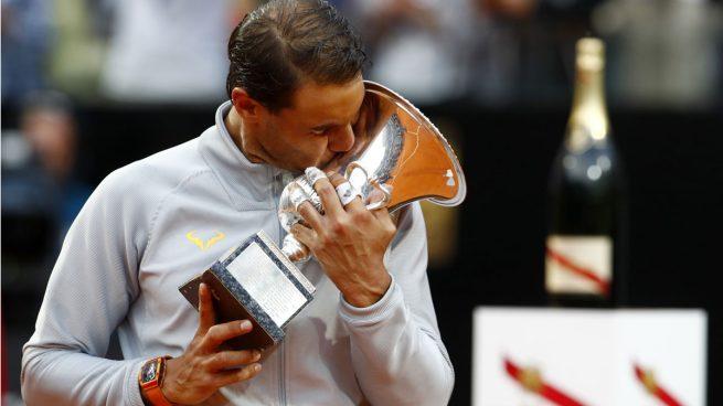 Rafa Nadal pulveriza otro récord de Federer