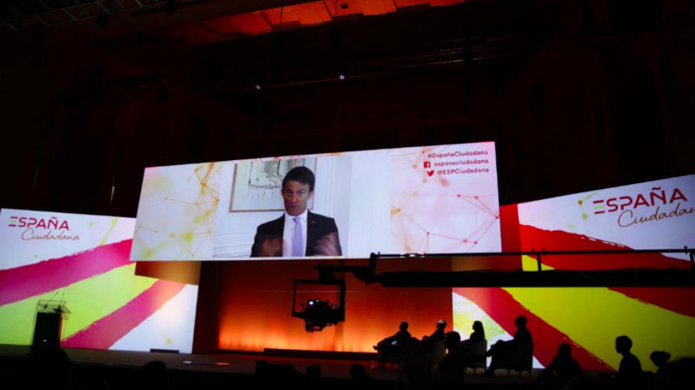 Acto de presentación plataforma 'España Ciudadana' en  Madrid