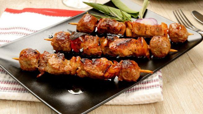 satay de carne