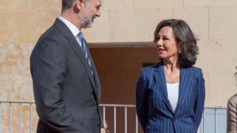 AnaBotin y FelipeVI (2) (1)