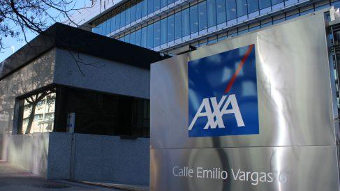 Sede de Axa en Madrid.