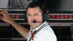 Eric Boullier, en su etapa en McLaren. (Getty)