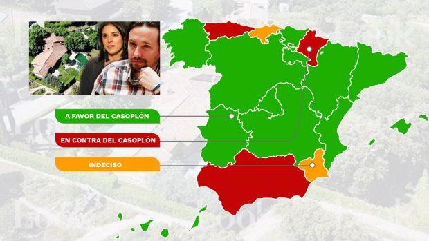 Últimas noticias de hoy en España, martes, 22 de mayo