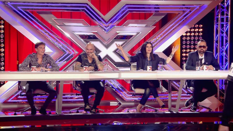 'Factor X' pasa a la noche de los viernes en 'Telecinco'