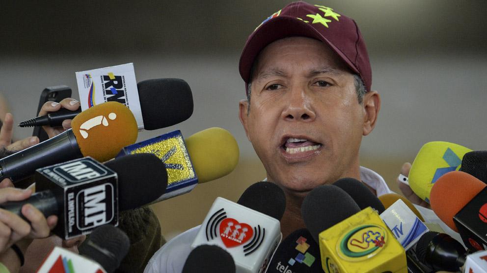 El opositor Henri Falcón (Foto: AFP)