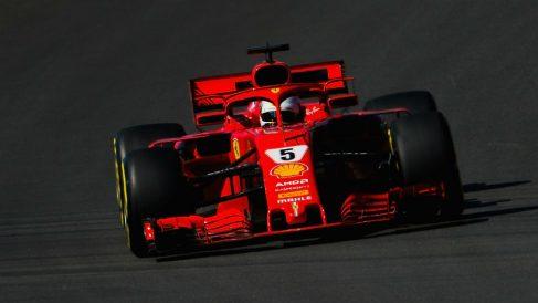El bajón protagonizado por Ferrari en el GP de España tiene que ver principalmente con un cambio realizado en los neumáticos por parte de Pirelli. (Getty)