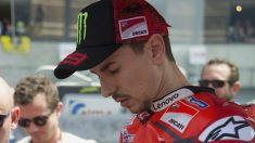 Jorge Lorenzo sigue molesto con Márquez. (Getty)