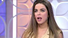 Violeta no daba crédito sobre Julen y su ex en 'MyHyV'