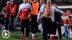 Nelson Vivas, nuevo ayudante del Cholo Simeone en el Atlético de Madrid.