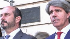 Pedro Rollán y Ángel Garrido. (Foto. CM)
