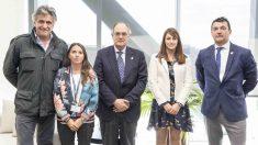 A.M.A. y el Colegio de Podólogos de la Comunidad Valenciana