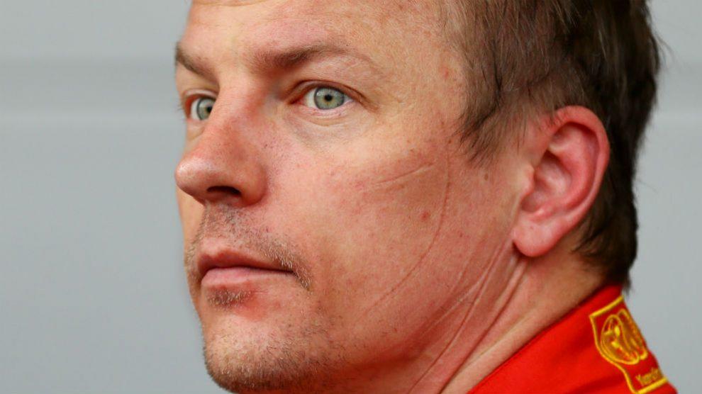 Kimi Raikkonen podría ver cómo Ferrari prolonga su contrato por una temporada más a la espera de que el francés Charles Leclerc adquiera la experiencia necesaria en Fórmula 1. (getty)