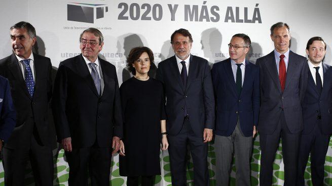 Telecinco y Antena 3 contra 'El Mundo' y 'ABC'