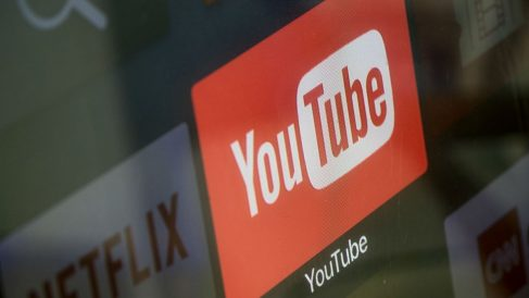 Logo Youtube (Foto: GETTY).