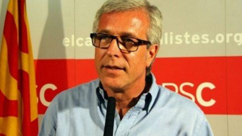 Josep Félix Ballesteros, alcalde de Tarragona. (Foto: PSC)