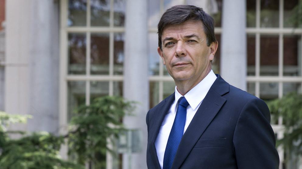 Carlos Andradas, rector de la Universidad Complutense de Madrid.