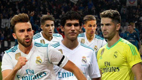 Zidane debe hacer seis descartes para la final de la Champions League.
