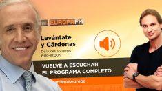 Javier Cárdenas ha entrevistado a Eduardo Inda en Europa FM.