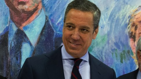 Eduardo Zaplana. (Foto. PP)