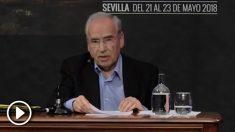 Alfonso Guerra en 'Letras por España'.