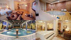 El Real Madrid se hospedará en el hotel Ópera de Kiev durante tres días.