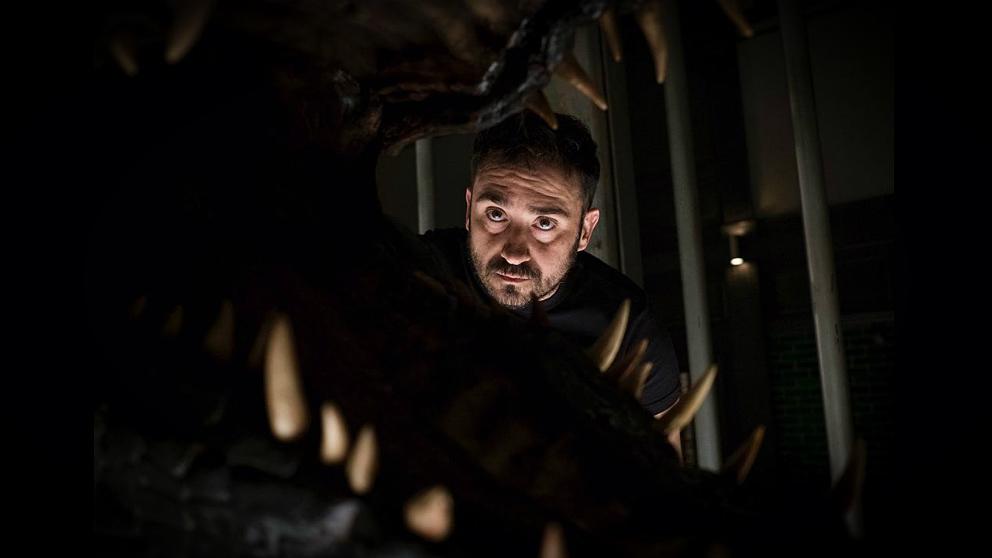 J. A. Bayona, director de 'Jurassic World'.