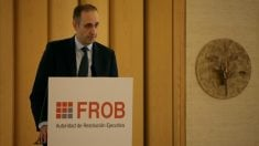 Jaime Ponce, presidente del FROB (Foto. Frob)