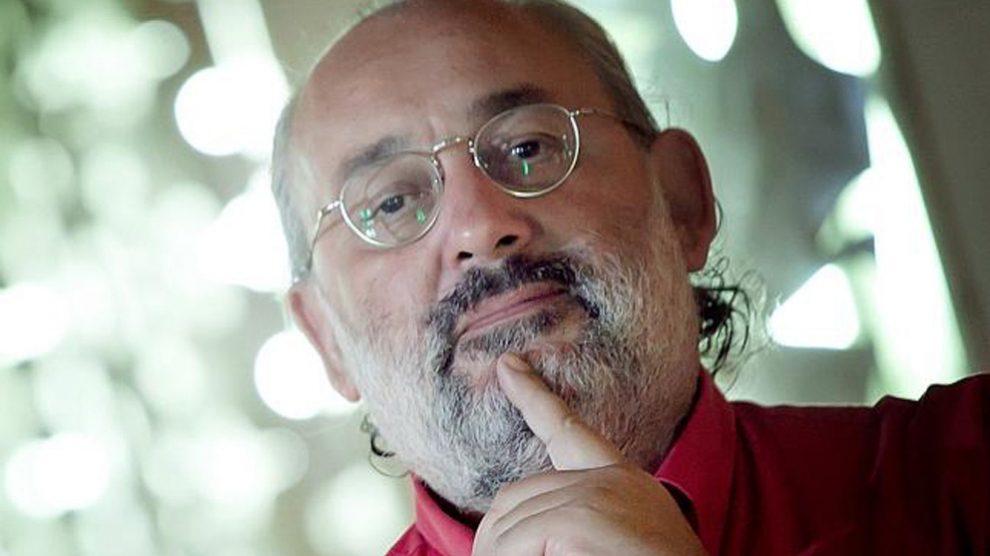 El poeta José María Noguerol.