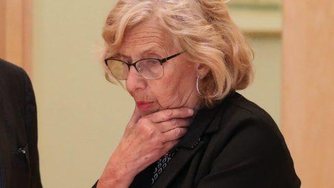 La regidora Manuela Carmena. (Foto. Madrid)