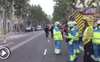 La Fiscalía investiga el derrumbe de una casa en Madrid donde siguen dos trabajadores desparecidos