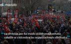 CCOO Madrid y UGT Cataluña: dos maneras de ver el 'procés'
