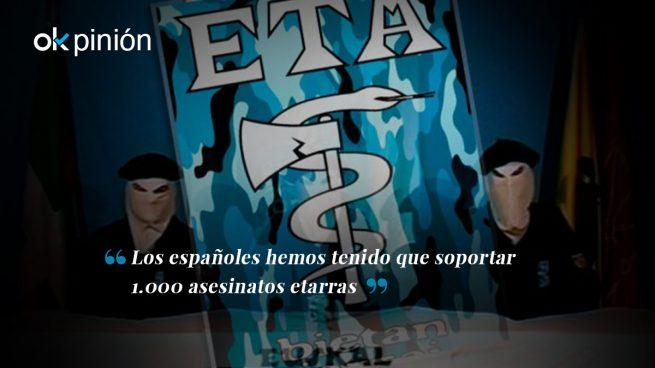 ETA ha ganado, las víctimas y España han perdido