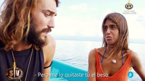 Sofía y Logan han hablado por fin en 'Supervivientes'
