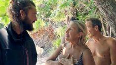 Raquel Mosquera y Logan se han visto las caras esta semana en 'Supervivientes'