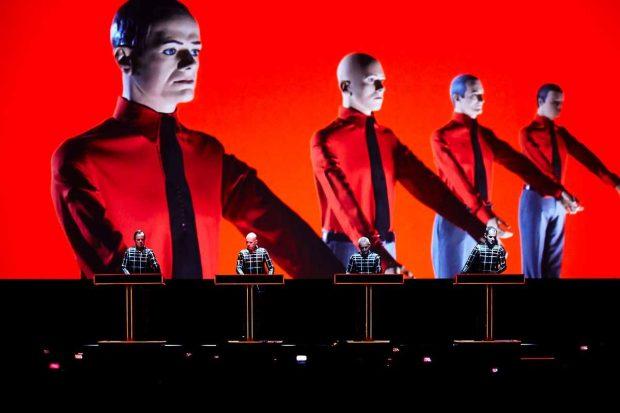 Kraftwerk - Noches del Botánico