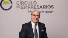 John de Zulueta, presidente del Círculo de Empresarios.