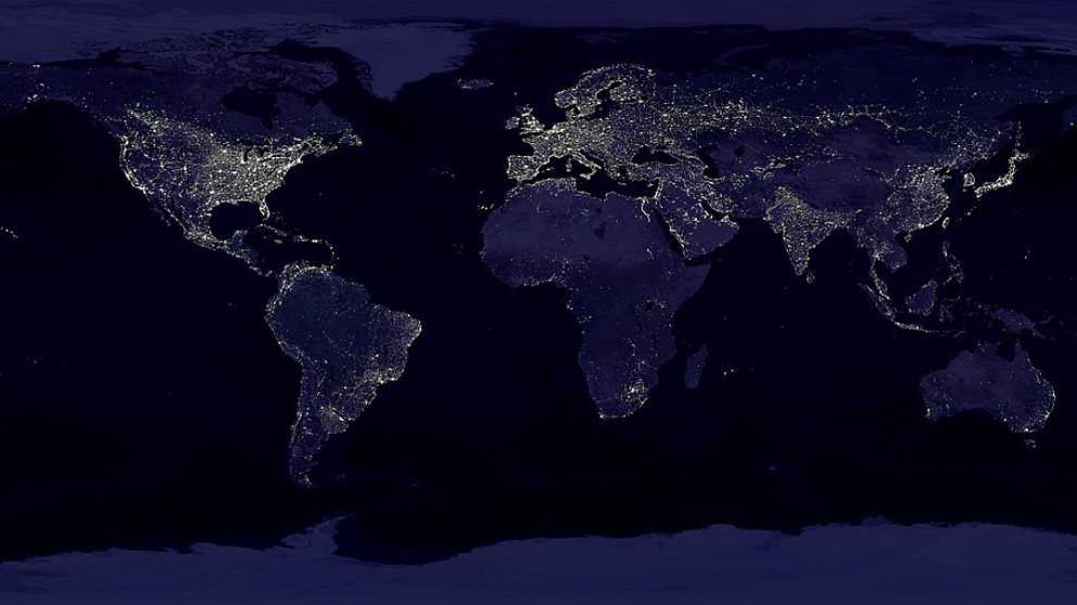 Cuánto pesan todos los humanos de la Tierra