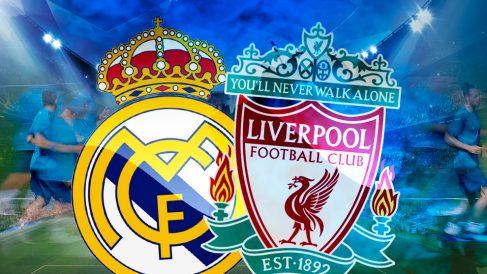 El Real Madrid no quiere ningún tipo de confianza con el Liverpool.