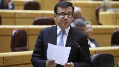 El ministro de Economía, Román Escolano (Foto: EFE).