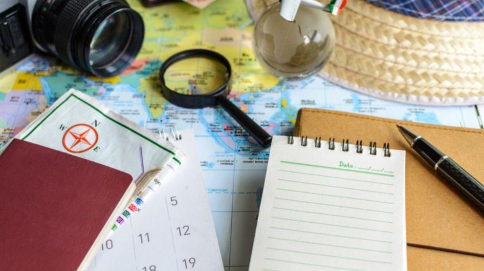 Pasos para hacer un diario de viaje