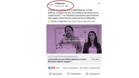 Pablo Iglesias Irene Montero casoplón