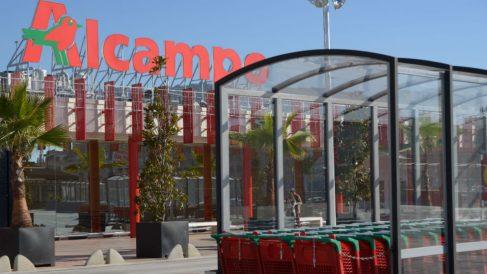 Tienda de Alcampo (Foto: iStock)