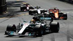 El Gran Premio de Mónaco se disputa este fin de semana con los pilotos de Ferrari y Red Bull como máximos favoritos, sin descartar que Alonso pueda lograr un resultado de campanillas. (Getty)