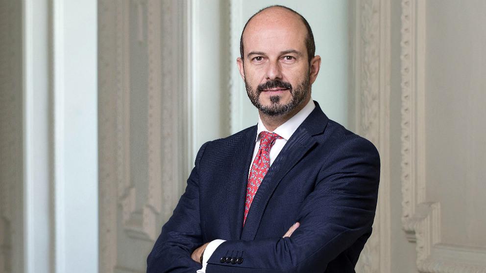 Pedro Rollán (PP), vicepresidente de la Comunidad de Madrid.
