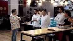 Chicote ha perdido la paciencia hoy en 'Pesadilla en la cocina'