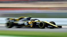 Renault considera detener el desarrollo del actual RS18 para centrarse en desarrollar el monoplaza de la temporada que viene. (getty)