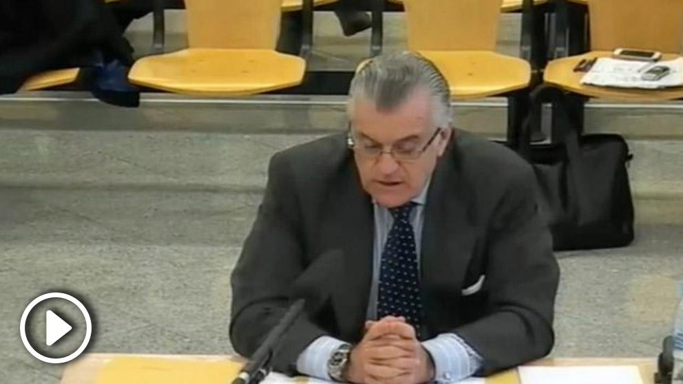 Bárcenas continúa declarando ante la fiscal Concepción Sabadell   Caso Gürtel