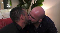 José y Xuan mágicamente enamorados en 'First Dates'