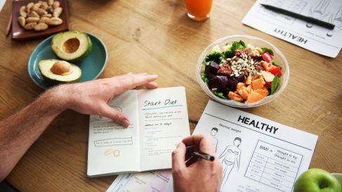 Aprende a contar las calorías de los alimentos.
