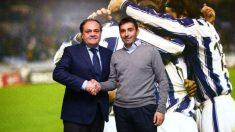 Asier Garitano, nuevo técnico de la Real Sociedad. (@RealSociedad)